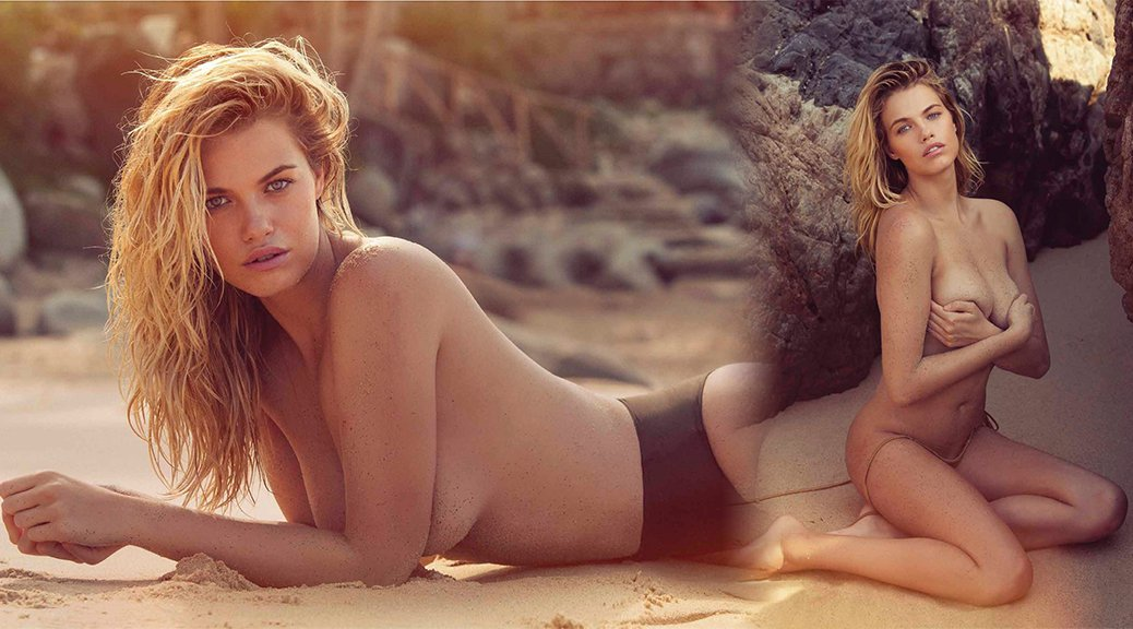 Hailey Clauson - Esquire Mexico Magazine (December 2016)