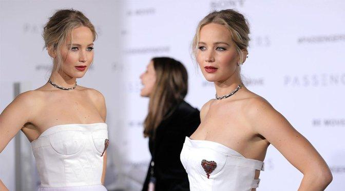 """Jennifer Lawrence - """"Passengers"""" Premiere in Westwood"""