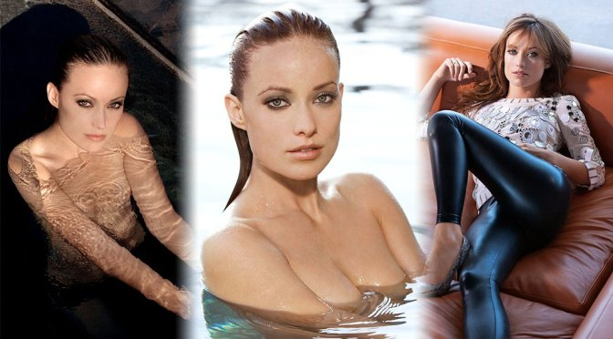Olivia Wilde – Topless Photoshoot by Lance Staedler