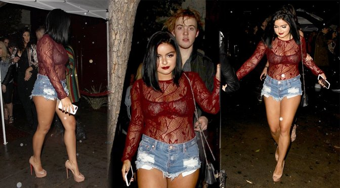 Ariel Winter – Leggy Candids in West Hollywood