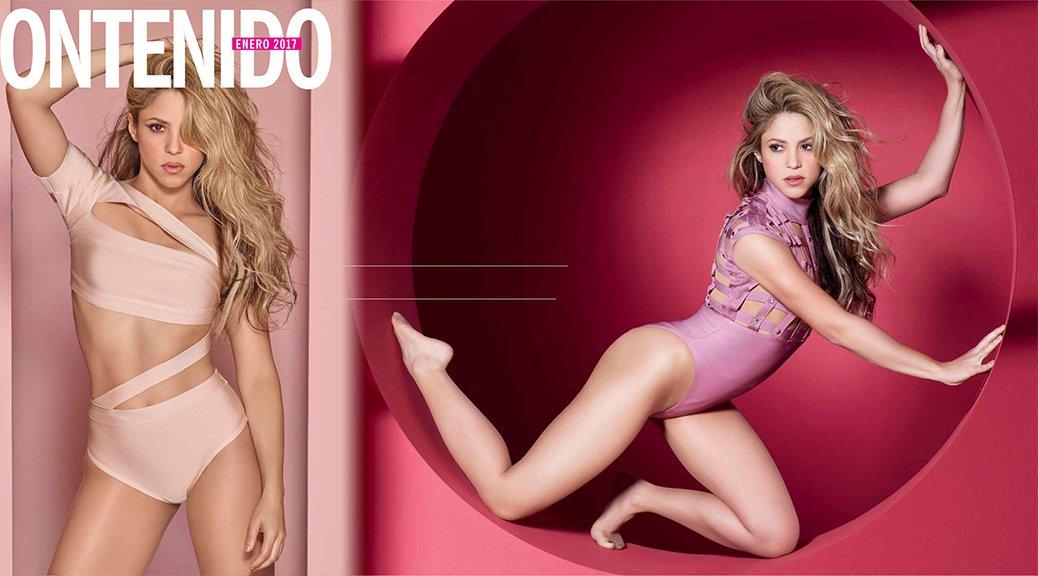 Shakira - Cosmopolitan Magazine (January 2017)