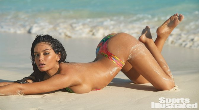 Ana De Paula – Sports Illustrated Swimsuit Issue 2017