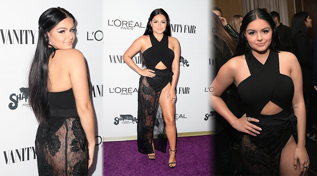 Ariel Winter - Vanity Fair and L'Oreal Paris Toast to Young Hollywood