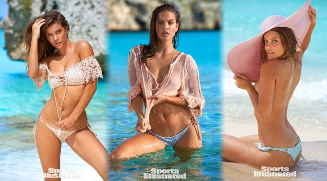 Barbara Palvin – Sports Illustrated Swimsuit Issue 2017