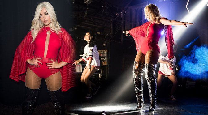 Bebe Rexha – Performse Live at GAY Club in London