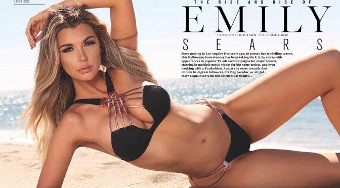 Emily Sears – Maxim Australia Magazine (February 2017)