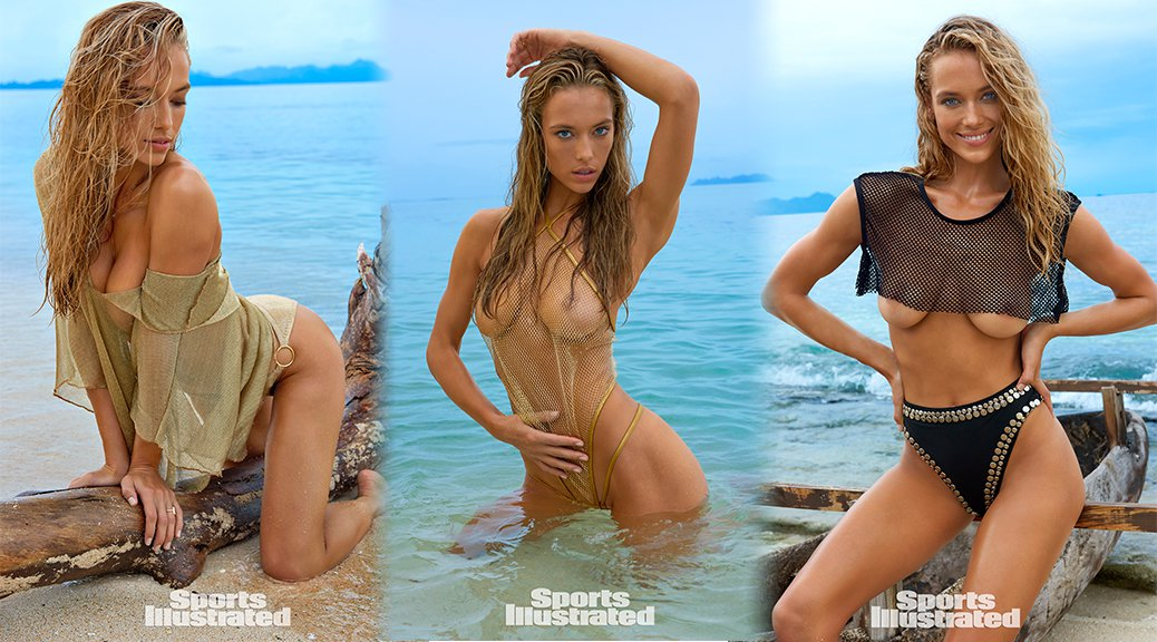 Old sports illustrated swimsuit naked nipple