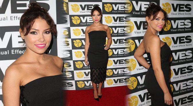 Jessica Parker Kennedy – 15th Annual VES Awards in Los Angeles