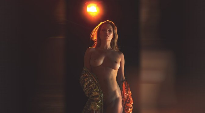 Kate Moss – W Magazine Topless Photoshoot (March 2017)