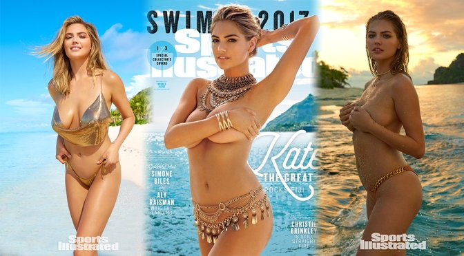 Kate Upton – Sports Illustrated Swimsuit Issue 2017
