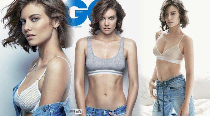 Lauren Cohan – GQ Mexico Magazine (February 2017)