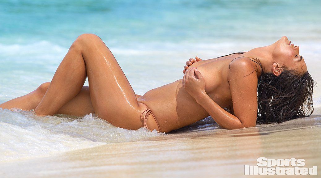 Myla Dalbesio - Sports Illustrated Swimsuit Issue 2017