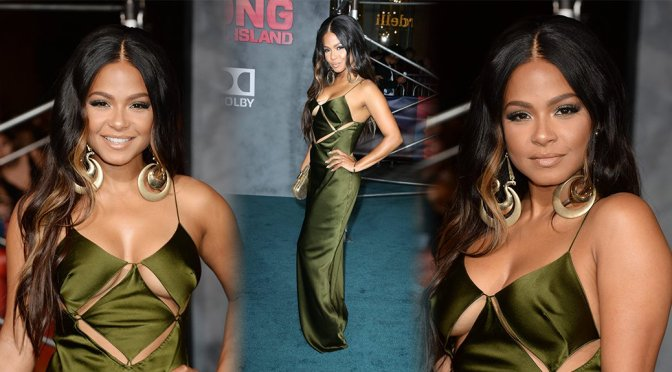 "Christina Milian – ""Kong: Skull Island"" Premiere in Hollywood"