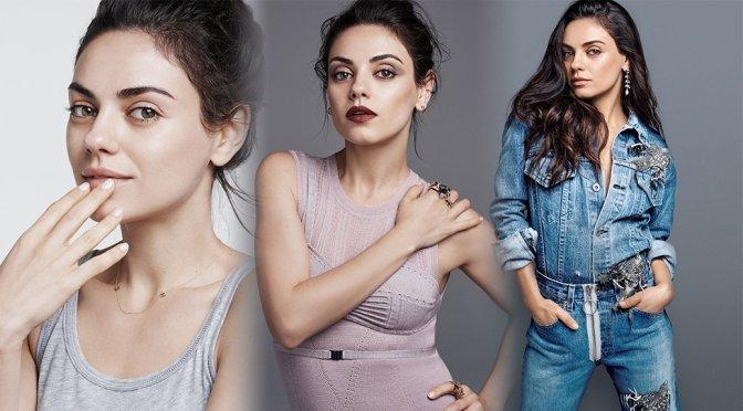 Mila Kunis – Glamour Magazine Photoshoot