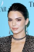 Kendall Jenner sexy at Harper's & Tiffany & Co. Celebrate 150 Years of Women & Fashion event in NYC