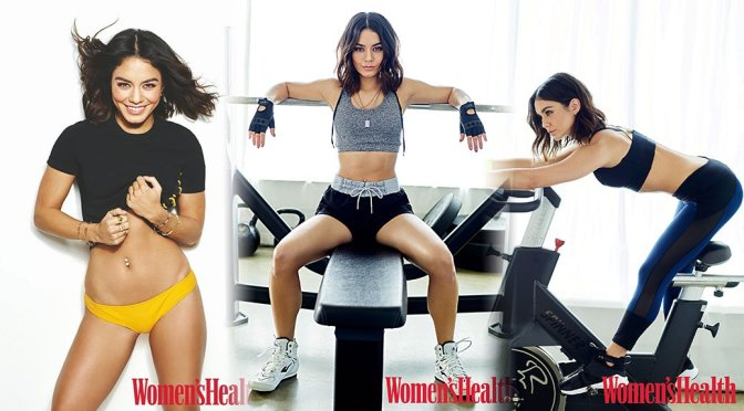 Vanessa Hudgens – Women's Health Magazine (May 2017)