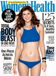 Alexandra Daddario - Cover of Women's Health magazine June 2017