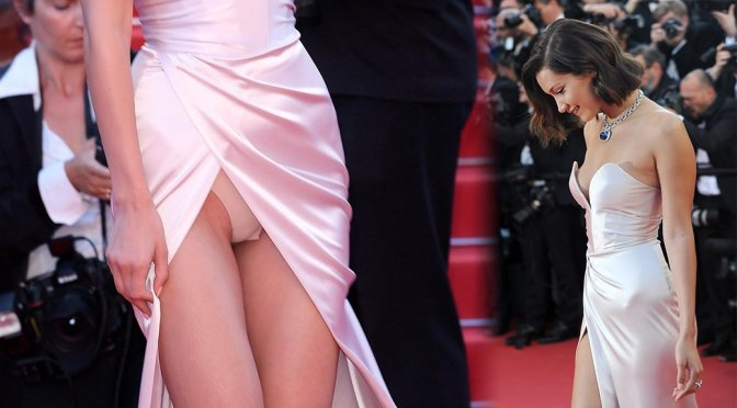 Bella Hadid -70th Cannes Film Festival Opening Ceremony
