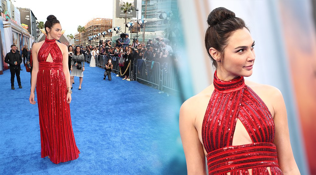 "Gal Gadot - ""Wonder Woman"" Premiere in Los Angeles"