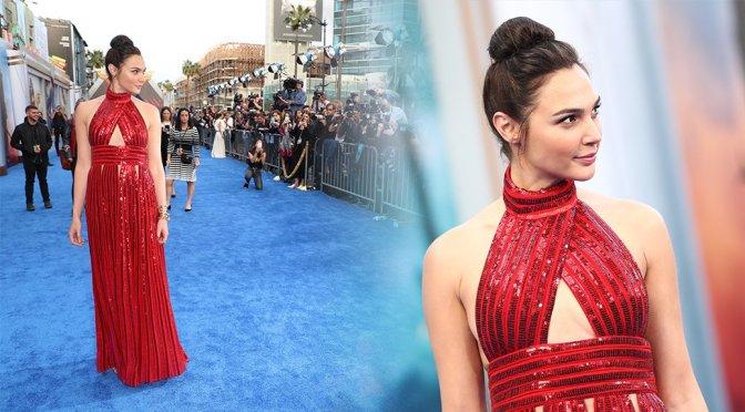 """Gal Gadot – """"Wonder Woman"""" Premiere in Los Angeles"""