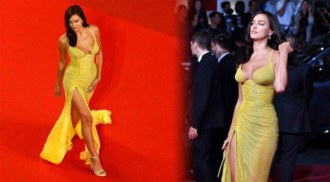 "Irina Shayk – ""Hikari"" Premiere in Cannes"
