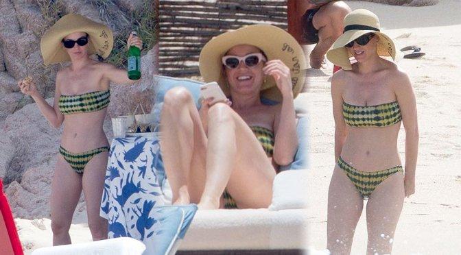Katy Perry – Bikini Candids in Cabo San Lucas