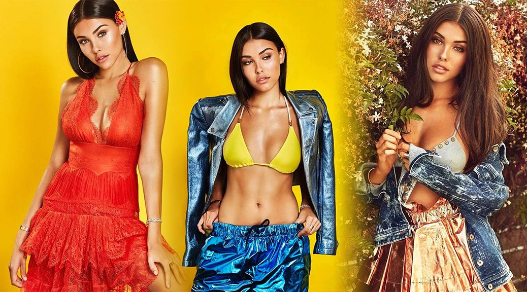 Madison Beer - Cosmopolitan Magazine Photoshoot (June 2017)