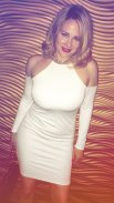 Maitland Ward White Dress