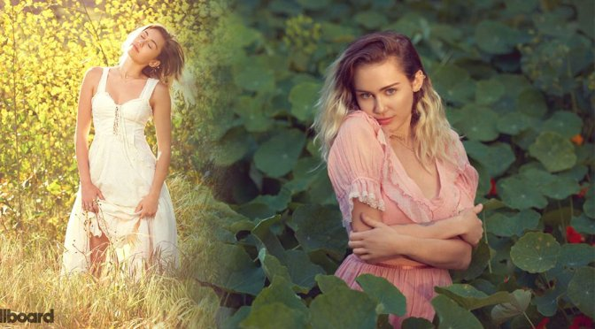 Miley Cyrus – Billboard Magazine Photoshoot (May 2017)
