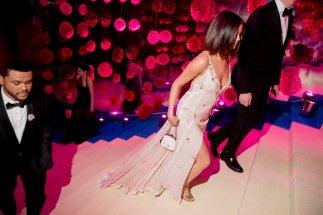 Selena Gomez - sexy legs - 2017 MET Costume Institute Gala at The Metropolitan Museum of Art in NYC