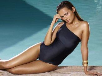 Xenia Deli - IsaDora Swimsuit Photoshoot