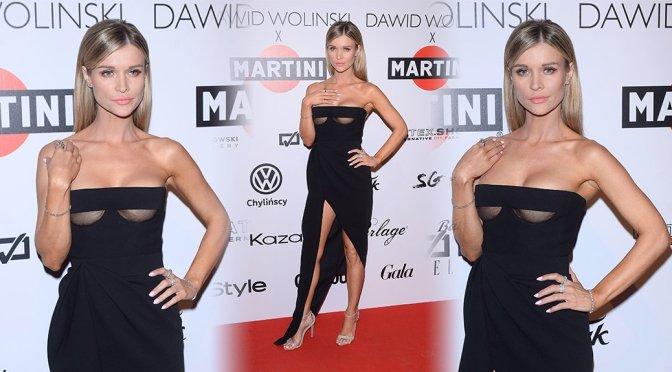Joanna Krupa Sexy Cleavage