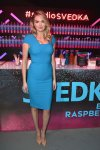 Kate Upton Svedka Blue Raspberry