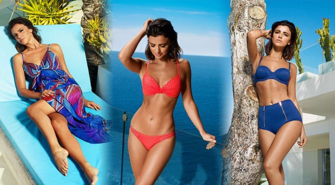 Lucy Mecklenburgh – V By Very High Summer Collection 2017