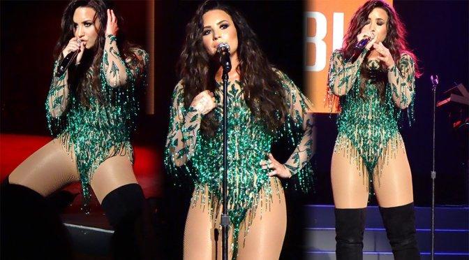 Demi Lovato – JBL Fest in Las Vegas