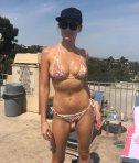 Genevieve Morton Bikini