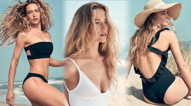 Hannah Ferguson – Harper's Bazaar Magazine Photoshoot (July 2017)