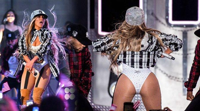 "Jennifer Lopez – ""4th Of July"" Concert in New York"