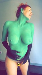 Maitland Ward Bodypaint Naked
