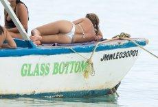 Rita Ora Bikini Boobs