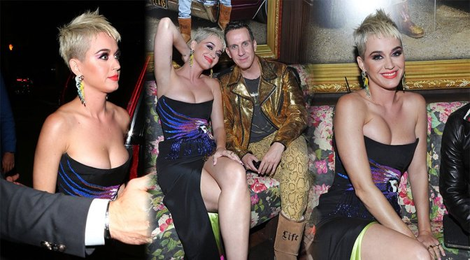 Katy Perry – MTV's VMA After Party in Hollywood