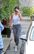 Kendall Jenner Braless