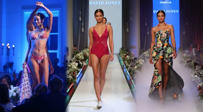 Shanina Shaik – David Jones S/S 2017 Collections Launch in Sydney