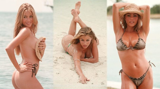 Sofia Vergara – 1998 Bikini Photoshoot