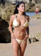 Casey Batchelor Bikini Boobs
