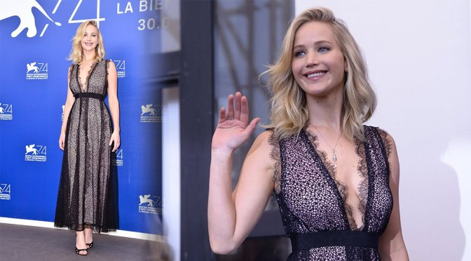 "Jennifer Lawrence – ""Mother"" Photocall in Venice"