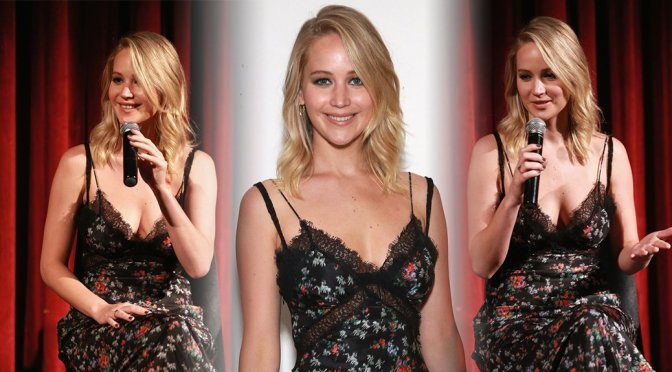 "Jennifer Lawrence – ""Mother!"" Screening in New York"