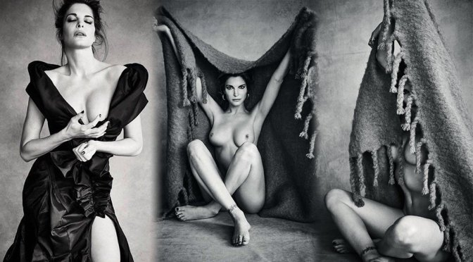 Stephanie Seymour – Love Magazine Naked Photoshoot (July 2017) (NSFW)