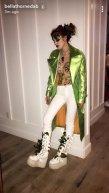 Bella Thorne Boobs Bodypaint