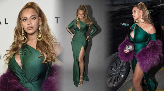 Beyonce – Tidal x Brooklyn Benefite Concert